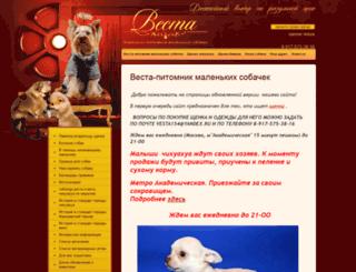 minisobaci.ru screenshot