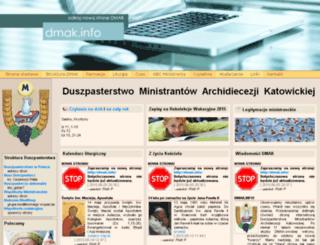 ministranci.archidiecezja.katowice.pl screenshot