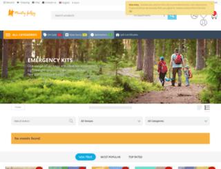 ministrygallery.com screenshot
