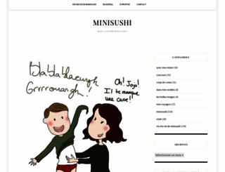 minisushi.fr screenshot