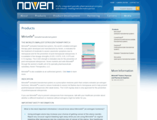 minivelle.com screenshot
