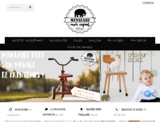 minizabi.com screenshot