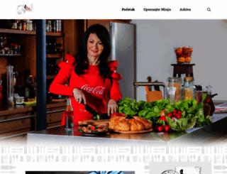 minjina-kuhinjica.com screenshot