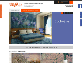 minka.pl screenshot