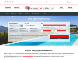 minkner.org screenshot