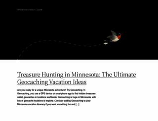 minnesota-visitor.com screenshot