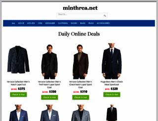 minthrea.net screenshot