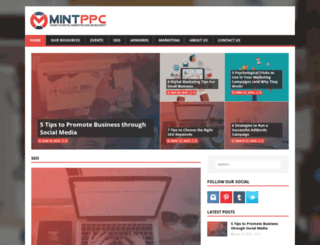 mintppc.org screenshot
