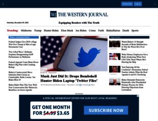 minutemennews.com screenshot