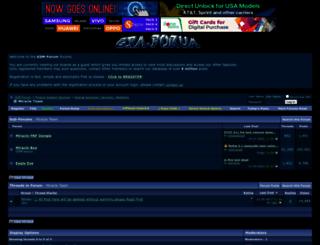 miraclesserver.com screenshot