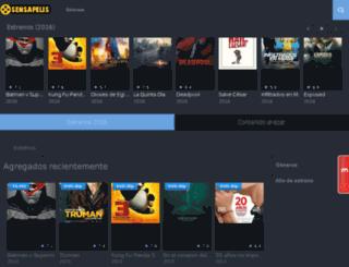mirapeli.com screenshot