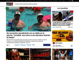 miraquevideo.com screenshot