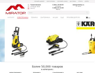 miratop.ru screenshot