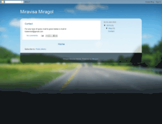 miravisa-miragol.blogspot.mx screenshot