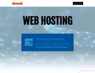 mirecarga.com.ar screenshot