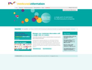 mirixa.com.au screenshot