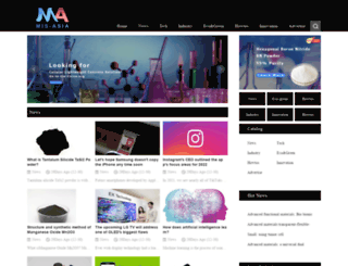 mis-asia.com screenshot