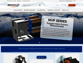 misco.com screenshot