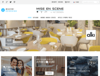 mise-en-scene.com screenshot