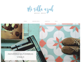 misillaazul.com screenshot