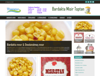 misiristan.com screenshot