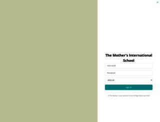 misms.net.in screenshot
