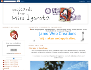 missigorota.blogspot.com screenshot