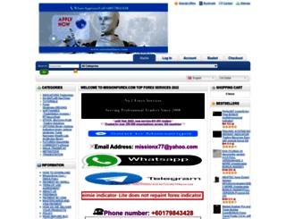 missionforex.com screenshot
