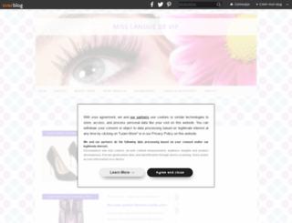 misslanguedevip.com screenshot