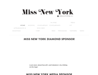 missny.org screenshot
