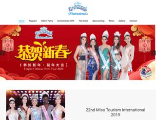 misstourisminternational.com screenshot