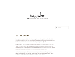 misswhoo.com screenshot
