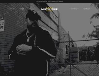 mistahmez.com screenshot