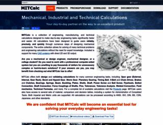 mitcalc.com screenshot