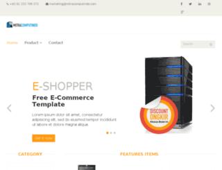 mitracomputindo.com screenshot