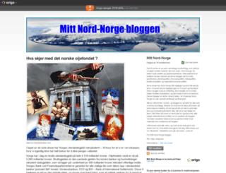 mittnord-norge.origo.no screenshot