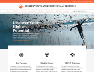 mittraining.com screenshot
