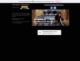 mixshowblast.com screenshot