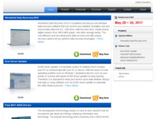 mizsoft.com screenshot