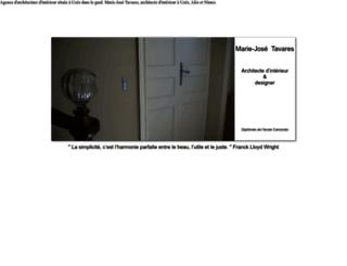 mj-tavares.com screenshot