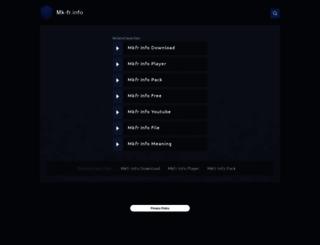 mk-fr.info screenshot