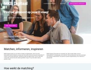mkbdigitaal.nl screenshot