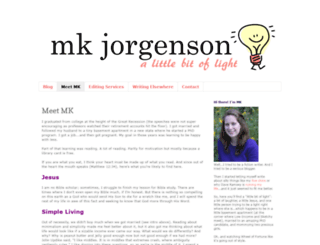 mkjorgenson.blogspot.com screenshot