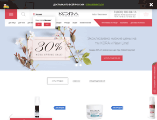 mkora.ru screenshot