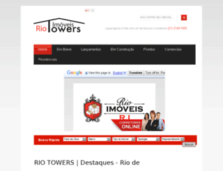mkt.riotowers.com screenshot
