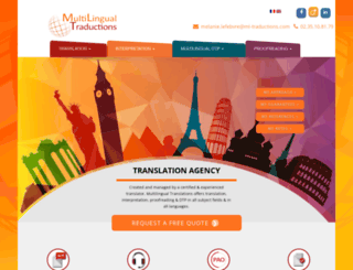 ml-traductions.com screenshot