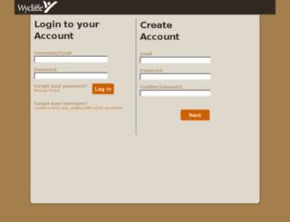 mlango.wycliffe.org screenshot