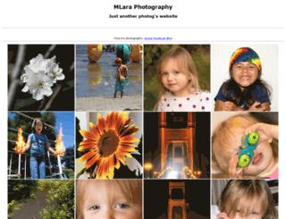 mlaraphotography.com screenshot