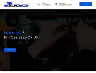 mlc-elecmech.com screenshot