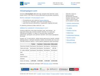 mlcampaignir.com screenshot